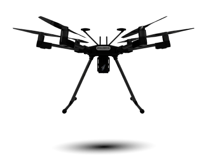 image of Noctua DAX- an industrial drone