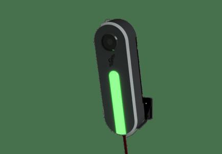 Image of a Edge computing camera