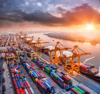 image of port